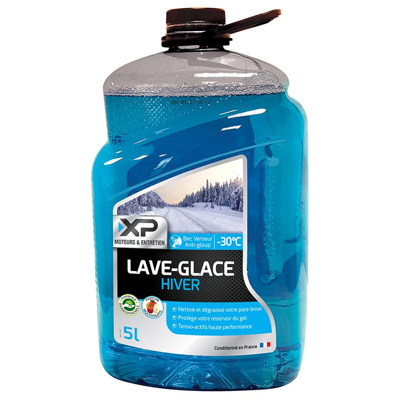 Lave glace -30°C - Bouteille 5L PET
